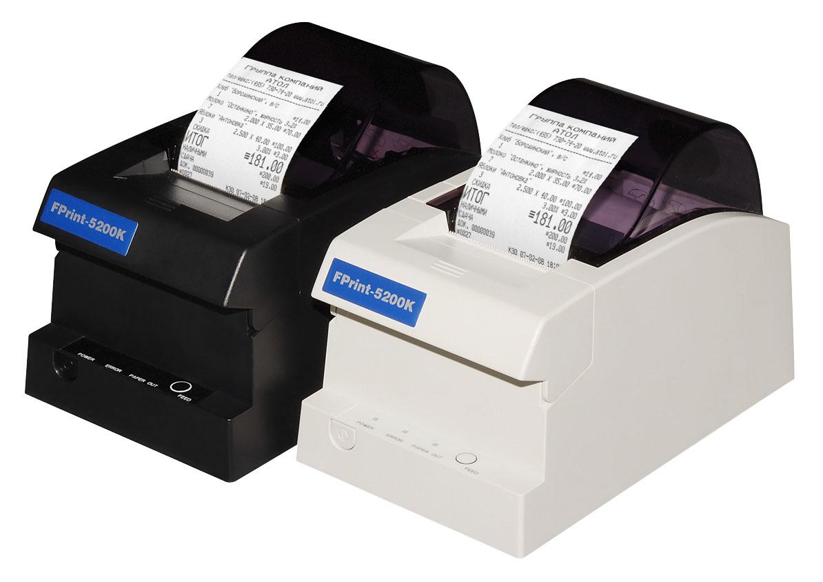 Как из фр сделать принтер чеков